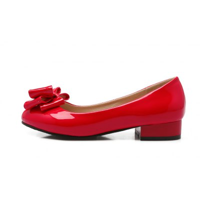 Women Shoes Patent Leather Basic Casual Bowtie Round Toe FlatsWomens Flats<br>Women Shoes Patent Leather Basic Casual Bowtie Round Toe Flats<br><br>Available Size: 33-43<br>Closure Type: Slip-On<br>Embellishment: Bow<br>Flat Type: Ballet Flats<br>Gender: For Women<br>Heel Height: 2<br>Heel Height Range: Flat(0-0.5)<br>Insole Material: PU<br>Lining Material: PU<br>Occasion: Casual<br>Outsole Material: Rubber<br>Package Contents: 1xShoes(pair)<br>Package size (L x W x H): 32.00 x 22.00 x 10.00 cm / 12.6 x 8.66 x 3.94 inches<br>Package weight: 0.8000 kg<br>Pattern Type: Solid<br>Product weight: 0.6000 kg<br>Season: Summer, Spring/Fall<br>Shoe Width: Medium(B/M)<br>Toe Shape: Round Toe<br>Toe Style: Closed Toe<br>Upper Material: PU
