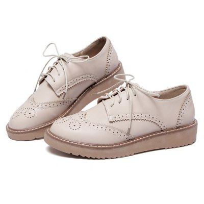 Womens Oxfords Spring Summer Gladiator Casual Platform Lace-up Polka DotWomens Casual Shoes<br>Womens Oxfords Spring Summer Gladiator Casual Platform Lace-up Polka Dot<br><br>Available Size: 34-39<br>Closure Type: Lace-Up<br>Embellishment: None<br>Flat Type: T-Strap<br>Gender: For Women<br>Insole Material: PU<br>Lining Material: PU<br>Occasion: Formal<br>Outsole Material: Rubber<br>Package Contents: 1xShoes(pair)<br>Pattern Type: Solid<br>Season: Summer, Spring/Fall, Winter<br>Shoe Width: Medium(B/M)<br>Toe Shape: Round Toe<br>Toe Style: Closed Toe<br>Upper Material: PU<br>Weight: 1.5400kg