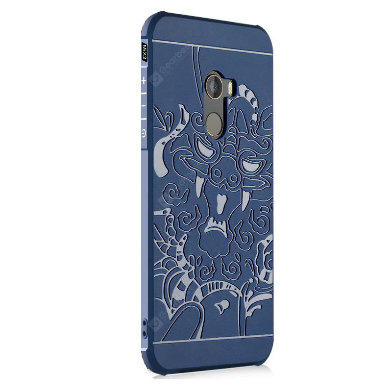Protection TPU Dragon Phone Case for Xiaomi Mi Mix 2