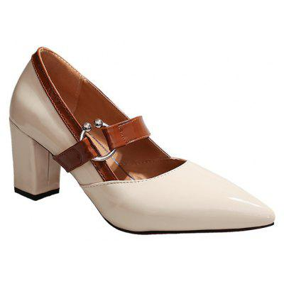 Work Shoes  Pointed Toe High Heels