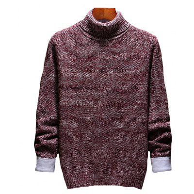 Men's Casual Slim Fit  Pullover Sweaters