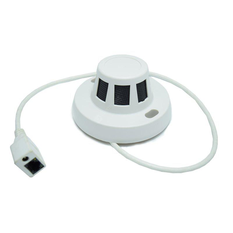 1080P Smoke Ip Camera Audio P2P Plug Play for 3.7mm Pinhole Lens Network
