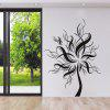 DSU Special Tree Vinyl Wall Decal Home Decor Living Room Art Sticker - BLACK