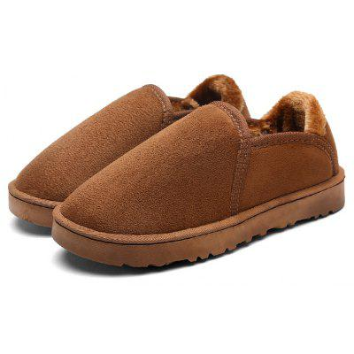 Men Casual Winter Warm Suede Trend for Fashion ShoesCasual Shoes<br>Men Casual Winter Warm Suede Trend for Fashion Shoes<br><br>Available Size: 36-45<br>Closure Type: Slip-On<br>Embellishment: None<br>Gender: For Men<br>Outsole Material: Rubber<br>Package Contents: 1?Shoes(pair)<br>Pattern Type: Solid<br>Season: Winter<br>Toe Shape: Round Toe<br>Toe Style: Closed Toe<br>Upper Material: Cotton Fabric<br>Weight: 1.2000kg