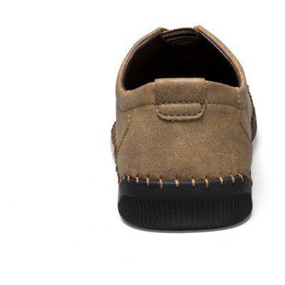 Men Business Breathable Outdoor Walking Fashion ShoesCasual Shoes<br>Men Business Breathable Outdoor Walking Fashion Shoes<br><br>Available Size: 38-44<br>Closure Type: Slip-On<br>Embellishment: None<br>Gender: For Men<br>Outsole Material: Rubber<br>Package Contents: 1?Shoes(pair)<br>Pattern Type: Others<br>Season: Summer, Spring/Fall, Winter<br>Shoe Width: Medium(B/M)<br>Toe Shape: Round Toe<br>Toe Style: Closed Toe<br>Upper Material: Microfiber<br>Weight: 1.2000kg
