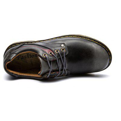 Men Leather Business Breathable Outdoor Walking Fashion ShoesCasual Shoes<br>Men Leather Business Breathable Outdoor Walking Fashion Shoes<br><br>Available Size: 38-44<br>Closure Type: Lace-Up<br>Embellishment: None<br>Gender: For Men<br>Outsole Material: Rubber<br>Package Contents: 1?Shoes(pair)<br>Pattern Type: Others<br>Season: Summer, Spring/Fall, Winter<br>Shoe Width: Medium(B/M)<br>Toe Shape: Round Toe<br>Toe Style: Closed Toe<br>Upper Material: Cow Split<br>Weight: 1.2000kg