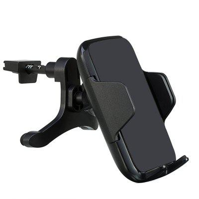 Vehicle Mounted Wireless Charger Mobile Phone Bracket