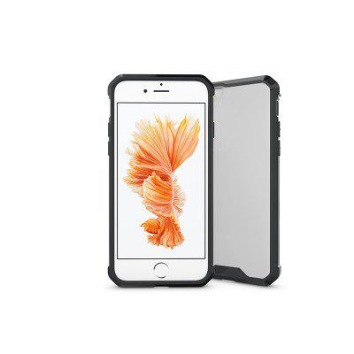 A1 Mobile Phone Shell for iPhone 8 Plus Case Airbag Anti Fall Sleeve Frame Transparent Protective Cover