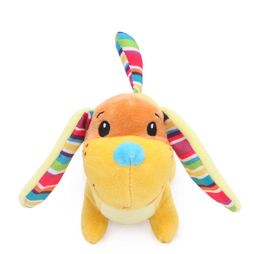 Creative Voice Rolling Dog Stuffed Toy Doll