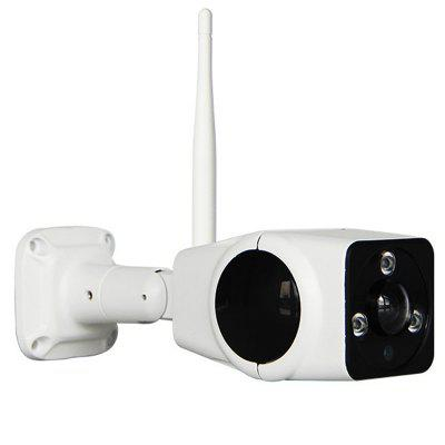 2.0 MP WiFi Wireless P2P Waterproof Outdoor Dual Audio Security Panoramic IP Camera VRCam