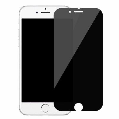 Anti-Peep Tempered Glass Film Protective Film for iPhone 8 Plus