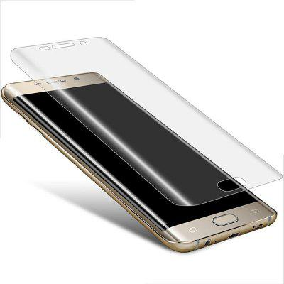 Surface TPU HD Film Mobile Phone Protective Film Scratch HD for Samsung S6 Edge