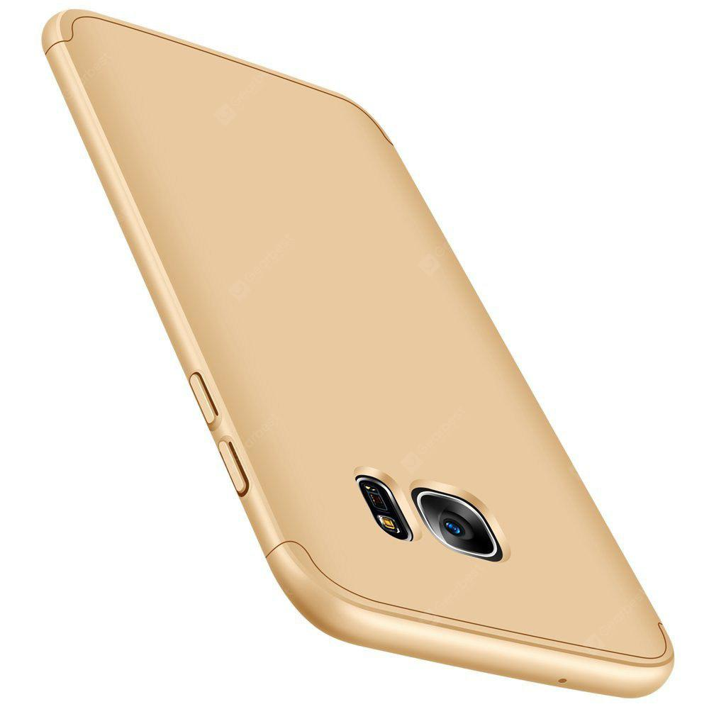 3 in 1 Hard PC 360 Full Protect Back Cover for Samsung Galaxy S7 Edge