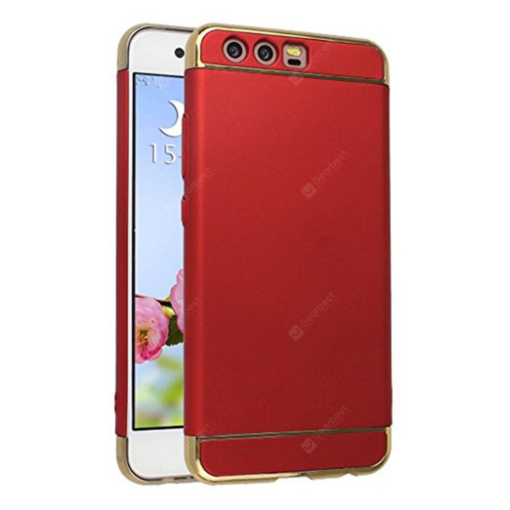 3 in 1 Hybrid Hard Plastic  Ultra Thin and Slim Anti-Scratch Matte Finish Cover  for Huawei P10 Case