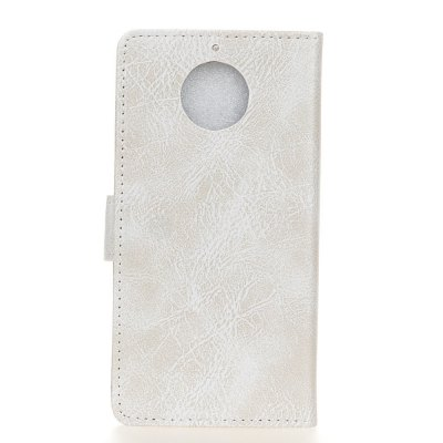 Genuine Quality Retro Style Crazy Horse Pattern Flip PU Leather Wallet Case for MOTO G5SCases &amp; Leather<br>Genuine Quality Retro Style Crazy Horse Pattern Flip PU Leather Wallet Case for MOTO G5S<br><br>Features: With Credit Card Holder<br>Material: PU Leather<br>Package Contents: 1 x Flip PU Leather Wallet Case<br>Package size (L x W x H): 20.00 x 20.00 x 5.00 cm / 7.87 x 7.87 x 1.97 inches<br>Package weight: 0.0500 kg<br>Product weight: 0.0300 kg<br>Style: Solid Color