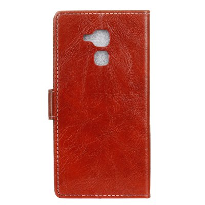 Genuine Quality Retro Style Crazy Horse Pattern Flip PU Leather Wallet Case for BQ V PlusCases &amp; Leather<br>Genuine Quality Retro Style Crazy Horse Pattern Flip PU Leather Wallet Case for BQ V Plus<br><br>Features: With Credit Card Holder<br>Material: PU Leather<br>Package Contents: 1 x Flip PU Leather Wallet Case<br>Package size (L x W x H): 20.00 x 20.00 x 5.00 cm / 7.87 x 7.87 x 1.97 inches<br>Package weight: 0.0500 kg<br>Product weight: 0.0300 kg<br>Style: Solid Color