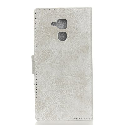 Genuine Quality Retro Style Crazy Horse Pattern Flip PU Leather Wallet Case for BQ VCases &amp; Leather<br>Genuine Quality Retro Style Crazy Horse Pattern Flip PU Leather Wallet Case for BQ V<br><br>Features: With Credit Card Holder<br>Material: PU Leather<br>Package Contents: 1 x Flip PU Leather Wallet Case<br>Package size (L x W x H): 20.00 x 20.00 x 5.00 cm / 7.87 x 7.87 x 1.97 inches<br>Package weight: 0.0500 kg<br>Product weight: 0.0300 kg<br>Style: Solid Color