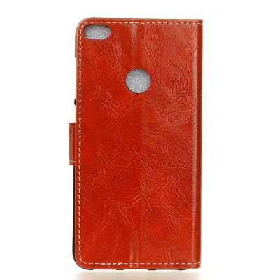 Genuine Quality Retro Style Crazy Horse Pattern Flip PU Leather Wallet Case for Huawei P8 Lite 2017Cases &amp; Leather<br>Genuine Quality Retro Style Crazy Horse Pattern Flip PU Leather Wallet Case for Huawei P8 Lite 2017<br><br>Features: With Credit Card Holder<br>Material: PU Leather<br>Package Contents: 1 x Flip PU Leather Wallet Case<br>Package size (L x W x H): 20.00 x 20.00 x 5.00 cm / 7.87 x 7.87 x 1.97 inches<br>Package weight: 0.0500 kg<br>Product weight: 0.0300 kg<br>Style: Solid Color