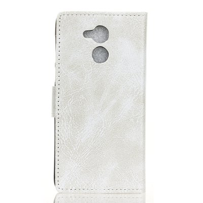 Genuine Quality Retro Style Crazy Horse Pattern Flip PU Leather Wallet Case for Huawei Enjoy 6SCases &amp; Leather<br>Genuine Quality Retro Style Crazy Horse Pattern Flip PU Leather Wallet Case for Huawei Enjoy 6S<br><br>Features: With Credit Card Holder<br>Material: PU Leather<br>Package Contents: 1 x Flip PU Leather Wallet Case<br>Package size (L x W x H): 20.00 x 20.00 x 5.00 cm / 7.87 x 7.87 x 1.97 inches<br>Package weight: 0.0500 kg<br>Product weight: 0.0300 kg<br>Style: Solid Color