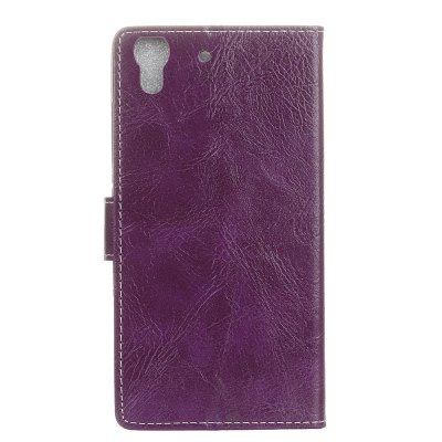 Genuine Quality Retro Style Crazy Horse Pattern Flip PU Leather Wallet Case for Huawei Honor 5ACases &amp; Leather<br>Genuine Quality Retro Style Crazy Horse Pattern Flip PU Leather Wallet Case for Huawei Honor 5A<br><br>Features: With Credit Card Holder<br>Material: PU Leather<br>Package Contents: 1 x Flip PU Leather Wallet Case<br>Package size (L x W x H): 20.00 x 20.00 x 5.00 cm / 7.87 x 7.87 x 1.97 inches<br>Package weight: 0.0500 kg<br>Product weight: 0.0300 kg<br>Style: Solid Color