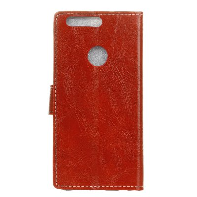 Genuine Quality Retro Style Crazy Horse Pattern Flip PU Leather Wallet Case for Huawei Honor 8Cases &amp; Leather<br>Genuine Quality Retro Style Crazy Horse Pattern Flip PU Leather Wallet Case for Huawei Honor 8<br><br>Features: With Credit Card Holder<br>Material: PU Leather<br>Package Contents: 1 x Flip PU Leather Wallet Case<br>Package size (L x W x H): 20.00 x 20.00 x 5.00 cm / 7.87 x 7.87 x 1.97 inches<br>Package weight: 0.0500 kg<br>Product weight: 0.0300 kg<br>Style: Solid Color
