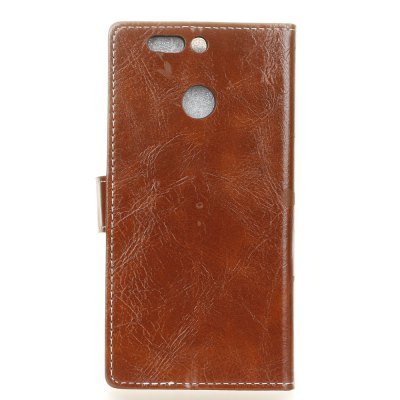 Genuine Quality Retro Style Crazy Horse Pattern Flip PU Leather Wallet Case for Huawei Nova 2 PlusCases &amp; Leather<br>Genuine Quality Retro Style Crazy Horse Pattern Flip PU Leather Wallet Case for Huawei Nova 2 Plus<br><br>Features: With Credit Card Holder<br>Material: PU Leather<br>Package Contents: 1 x Flip PU Leather Wallet Case<br>Package size (L x W x H): 20.00 x 20.00 x 5.00 cm / 7.87 x 7.87 x 1.97 inches<br>Package weight: 0.0500 kg<br>Product weight: 0.0300 kg<br>Style: Solid Color