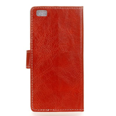 Genuine Quality Retro Style Crazy Horse Pattern Flip PU Leather Wallet Case for Huawei P8 LiteCases &amp; Leather<br>Genuine Quality Retro Style Crazy Horse Pattern Flip PU Leather Wallet Case for Huawei P8 Lite<br><br>Features: With Credit Card Holder<br>Material: PU Leather<br>Package Contents: 1 x Flip PU Leather Wallet Case<br>Package size (L x W x H): 20.00 x 20.00 x 5.00 cm / 7.87 x 7.87 x 1.97 inches<br>Package weight: 0.0500 kg<br>Product weight: 0.0300 kg<br>Style: Solid Color