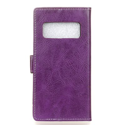 Genuine Quality Retro Style Crazy Horse Pattern Flip PU Leather Wallet Case for Samsung Note 8Samsung Note Series<br>Genuine Quality Retro Style Crazy Horse Pattern Flip PU Leather Wallet Case for Samsung Note 8<br><br>Features: With Credit Card Holder<br>Material: PU Leather<br>Package Contents: 1 x Flip PU Leather Wallet Case<br>Package size (L x W x H): 20.00 x 20.00 x 5.00 cm / 7.87 x 7.87 x 1.97 inches<br>Package weight: 0.0500 kg<br>Product weight: 0.0300 kg<br>Style: Solid Color