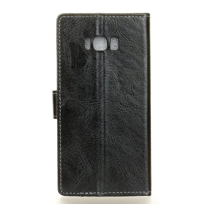 Genuine Quality Retro Style Crazy Horse Pattern Flip PU Leather Wallet Case for Samsung S8 PlusSamsung S Series<br>Genuine Quality Retro Style Crazy Horse Pattern Flip PU Leather Wallet Case for Samsung S8 Plus<br><br>Features: With Credit Card Holder<br>Material: PU Leather<br>Package Contents: 1 x Flip PU Leather Wallet Case<br>Package size (L x W x H): 20.00 x 20.00 x 5.00 cm / 7.87 x 7.87 x 1.97 inches<br>Package weight: 0.0500 kg<br>Product weight: 0.0300 kg<br>Style: Solid Color