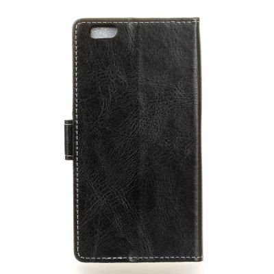 Genuine Quality Retro Style Crazy Horse Pattern Flip PU Leather Wallet Case for Xiaomi 6 PlusCases &amp; Leather<br>Genuine Quality Retro Style Crazy Horse Pattern Flip PU Leather Wallet Case for Xiaomi 6 Plus<br><br>Features: With Credit Card Holder<br>Material: PU Leather<br>Package Contents: 1 x Flip PU Leather Wallet Case<br>Package size (L x W x H): 20.00 x 20.00 x 5.00 cm / 7.87 x 7.87 x 1.97 inches<br>Package weight: 0.0500 kg<br>Product weight: 0.0300 kg<br>Style: Solid Color
