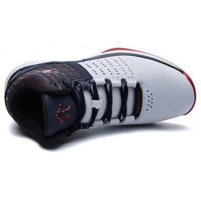 New Autumn Sports Breathable Air Basketball  MenS ShoesAthletic Shoes<br>New Autumn Sports Breathable Air Basketball  MenS Shoes<br><br>Available Size: 39-47<br>Closure Type: Lace-Up<br>Feature: Breathable<br>Gender: For Men<br>Outsole Material: Rubber<br>Package Contents: 1 x Shoes?Pair?<br>Pattern Type: Figure<br>Season: Spring/Fall<br>Upper Material: PU<br>Weight: 1.2800kg