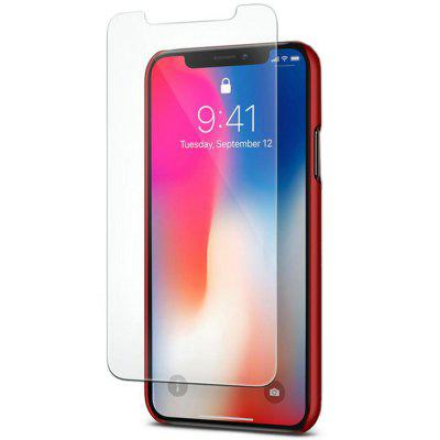 2Pcs ASLING 2.5D Arc Edge Tempered Glass Screen Film for iPhone X 236757901