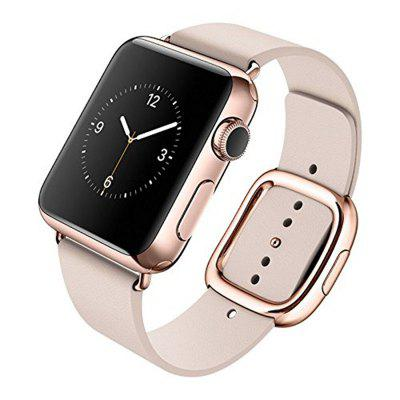 Modern Buckle Smart Watch Band with Magnetic Leather ...