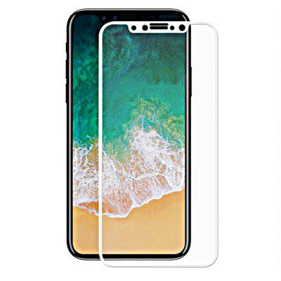 5D Full Screen Coverage Ultra-thin Durable Tempered Glass Screen Protector for iPhone X