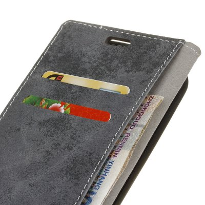 KaZiNe Retro PU Leather Silicon Magnetic Dirt Resistant Phone Case for MOTO E4Cases &amp; Leather<br>KaZiNe Retro PU Leather Silicon Magnetic Dirt Resistant Phone Case for MOTO E4<br><br>Compatible Model: MOTO E4<br>Features: Full Body Cases, Cases with Stand, With Credit Card Holder, Anti-knock<br>Material: TPU, PU Leather<br>Package Contents: 1 x Phone Case<br>Package size (L x W x H): 15.00 x 8.00 x 2.00 cm / 5.91 x 3.15 x 0.79 inches<br>Package weight: 0.0450 kg<br>Style: Vintage