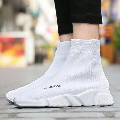 New Wild Couple Leisure Sports Socks ShoesCasual Shoes<br>New Wild Couple Leisure Sports Socks Shoes<br><br>Available Size: 36 37 38 39 40 41 42 43 44<br>Closure Type: Slip-On<br>Embellishment: None<br>Gender: For Men<br>Outsole Material: Rubber<br>Package Contents: 1xShoes(pair)<br>Pattern Type: Solid<br>Season: Winter, Spring/Fall<br>Toe Shape: Round Toe<br>Toe Style: Closed Toe<br>Upper Material: Cloth<br>Weight: 1.2000kg