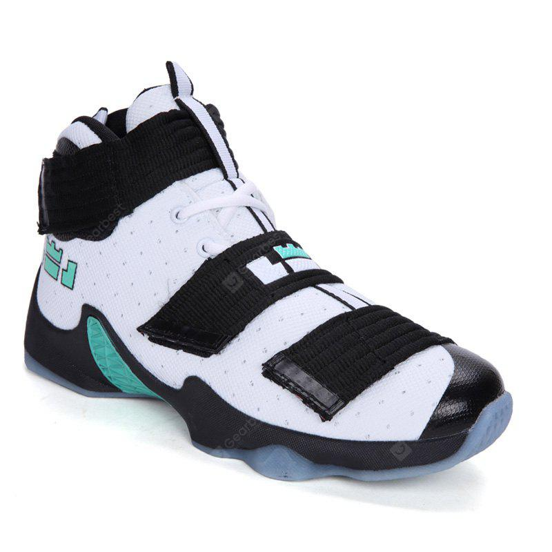 Men's Outdoor Walking Leisure and Comfortable Fashion Sports Basketball Shoes
