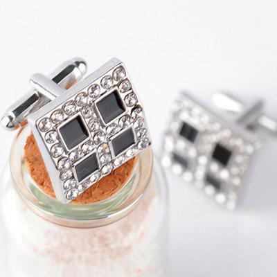 Mens Brief Patchwork Color Geometrical Cuff Buttons AccessoryTies &amp; Cufflinks<br>Mens Brief Patchwork Color Geometrical Cuff Buttons Accessory<br><br>Gender: For Men<br>Metal Type: Copper<br>Package Contents: 1 x Pair of Cufflinks, 1 x Cufflinks box<br>Package size (L x W x H): 8.00 x 7.00 x 3.00 cm / 3.15 x 2.76 x 1.18 inches<br>Package weight: 0.0600 kg<br>Pattern Type: Others<br>Product weight: 0.0300 kg<br>Style: Classic<br>Type: Cuff Links