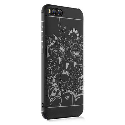 Protection TPU Dragon Phone Case for Xiaomi Mi Note 3
