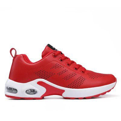 Fashion Sport Wind Comfortable Durable ShoesWomens Sneakers<br>Fashion Sport Wind Comfortable Durable Shoes<br><br>Available Size: 35-40<br>Closure Type: Lace-Up<br>Feature: Breathable<br>Gender: For Women<br>Outsole Material: PU<br>Package Contents: 1 x Shoes (pair)<br>Package size (L x W x H): 31.50 x 20.50 x 11.50 cm / 12.4 x 8.07 x 4.53 inches<br>Package weight: 0.8500 kg<br>Pattern Type: Solid<br>Season: Spring/Fall<br>Upper Material: Synthetic
