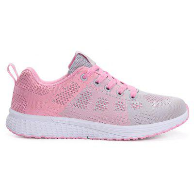 All-Match Soft Breathable and Comfortable Folding Net ShoesWomens Sneakers<br>All-Match Soft Breathable and Comfortable Folding Net Shoes<br><br>Available Size: 35-40<br>Closure Type: Lace-Up<br>Feature: Breathable<br>Gender: For Women<br>Outsole Material: EVA<br>Package Contents: 1 x Shoes (pair)<br>Package size (L x W x H): 31.50 x 20.50 x 11.50 cm / 12.4 x 8.07 x 4.53 inches<br>Package weight: 0.8500 kg<br>Pattern Type: Checkered<br>Season: Spring/Fall<br>Upper Material: Synthetic