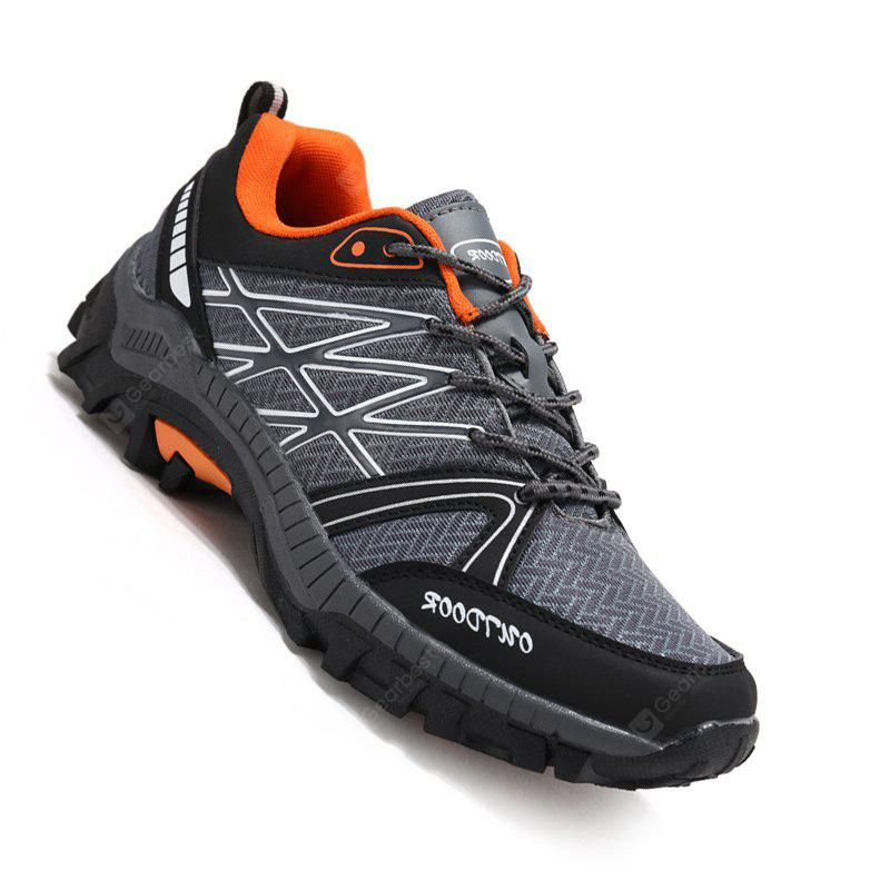 Men Casual New Trend per la moda Outdoor Lace Up Rubber Plus scarpe di grandi dimensioni