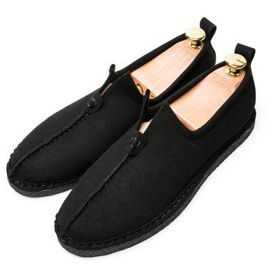 Men Casual Shoes Cloth Slip on Loafers Comfortable Fashion SneakersCasual Shoes<br>Men Casual Shoes Cloth Slip on Loafers Comfortable Fashion Sneakers<br><br>Available Size: 39-44<br>Closure Type: Slip-On<br>Embellishment: None<br>Gender: For Men<br>Outsole Material: Rubber<br>Package Contents: 1?Shoes(pair)<br>Pattern Type: Others<br>Season: Summer, Winter, Spring/Fall<br>Toe Shape: Round Toe<br>Toe Style: Closed Toe<br>Upper Material: PU<br>Weight: 1.2000kg