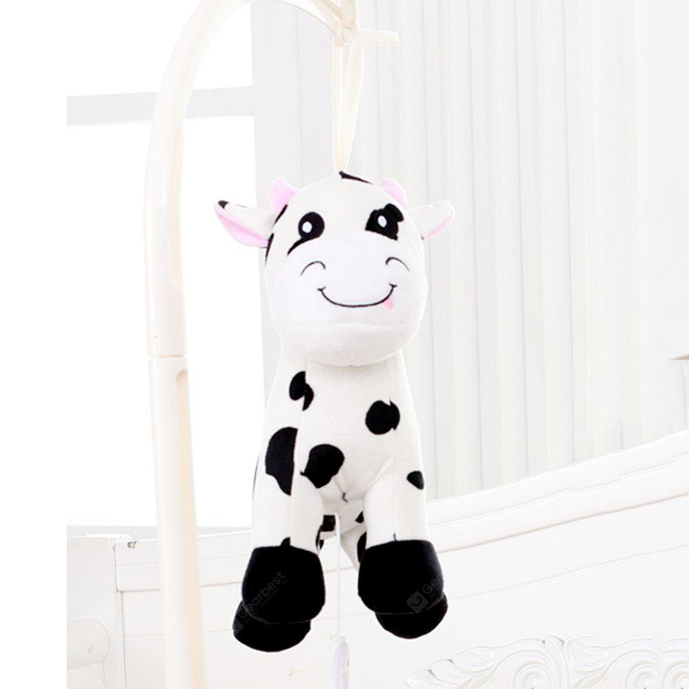 Super Cute Cow Music Box with Bell
