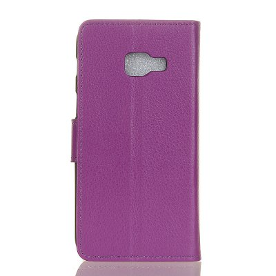 Lichee Pattern Texture Surface Leather Wallet Case For SamSung A3 2017Cases &amp; Leather<br>Lichee Pattern Texture Surface Leather Wallet Case For SamSung A3 2017<br><br>Compatible Model: A3 2017<br>Features: Full Body Cases, Cases with Stand, With Credit Card Holder, Anti-knock<br>Material: TPU, PU Leather<br>Package Contents: 1 x Phone Case<br>Package size (L x W x H): 15.00 x 8.00 x 2.00 cm / 5.91 x 3.15 x 0.79 inches<br>Package weight: 0.0500 kg<br>Style: Solid Color