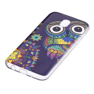 TPU Material Owl Pattern High Penetration Luminous Phone Case for Samsung Galaxy J3 (2017) J330 EUSamsung J Series<br>TPU Material Owl Pattern High Penetration Luminous Phone Case for Samsung Galaxy J3 (2017) J330 EU<br><br>Features: Back Cover<br>For: Samsung Mobile Phone<br>Material: TPU<br>Package Contents: 1 x Phone Case<br>Package size (L x W x H): 14.30 x 7.30 x 1.00 cm / 5.63 x 2.87 x 0.39 inches<br>Package weight: 0.0210 kg<br>Style: Novelty, Glow in the Dark, Anime