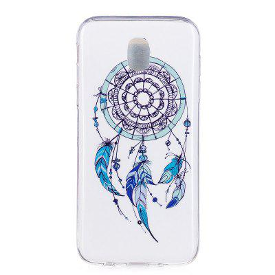 TPU Material Wind chime Pattern High Penetration Luminous Phone Case for Samsung Galaxy J5 (2017) J530 EU
