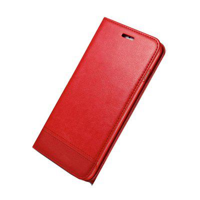 High-end Leather Case for iPhone 8iPhone Cases/Covers<br>High-end Leather Case for iPhone 8<br><br>Features: Back Cover, FullBody Cases<br>Material: Genuine Leather<br>Package Contents: 1 x Phone Case<br>Package size (L x W x H): 18.00 x 8.00 x 1.00 cm / 7.09 x 3.15 x 0.39 inches<br>Package weight: 0.0630 kg<br>Product weight: 0.0600 kg<br>Style: Retro