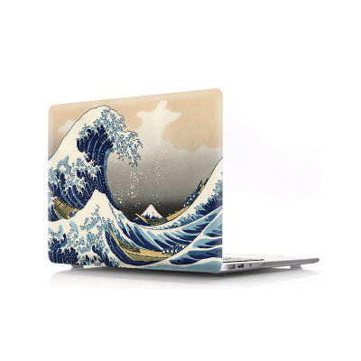 Computer Shell Laptop Case Keyboard Film Set for MacBook Pro 15.4  inch 2016 -3D Sea WavesMac Cases/Covers<br>Computer Shell Laptop Case Keyboard Film Set for MacBook Pro 15.4  inch 2016 -3D Sea Waves<br><br>Compatible with: MacBook Pro 15.4 inch 2016<br>Package Contents: 1 x Computer Case, 1 x  Keyboard Membrane<br>Package size (L x W x H): 35.00 x 25.00 x 4.00 cm / 13.78 x 9.84 x 1.57 inches<br>Package weight: 0.3500 kg<br>Product size (L x W x H): 34.00 x 24.00 x 4.00 cm / 13.39 x 9.45 x 1.57 inches<br>Product weight: 0.3400 kg