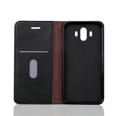 Case For Huawei Mate 10 Card Holder Wallet with Stand Flip Magnetic Full Body Solid Color Hard PU LeatherCases &amp; Leather<br>Case For Huawei Mate 10 Card Holder Wallet with Stand Flip Magnetic Full Body Solid Color Hard PU Leather<br><br>Features: Full Body Cases, Cases with Stand, With Credit Card Holder<br>Mainly Compatible with: HUAWEI<br>Material: Genuine Leather<br>Package Contents: 1 x Phone Case<br>Package size (L x W x H): 16.00 x 9.50 x 1.50 cm / 6.3 x 3.74 x 0.59 inches<br>Package weight: 0.0750 kg<br>Product weight: 0.0700 kg<br>Style: Solid Color, Vintage